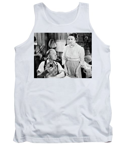 Tank Top featuring the photograph W.c. Fields by Granger