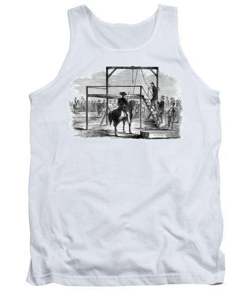 1800s 1850s December 1859 John Brown Tank Top