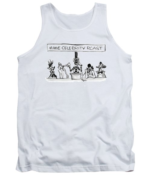 New Yorker July 28th, 2008 Tank Top