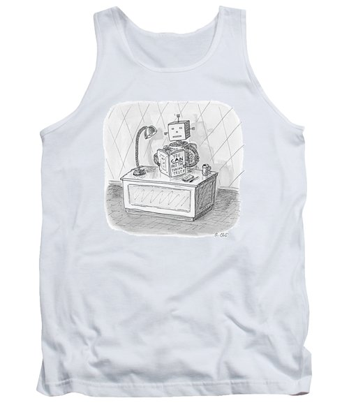 New Yorker March 6th, 2017 Tank Top