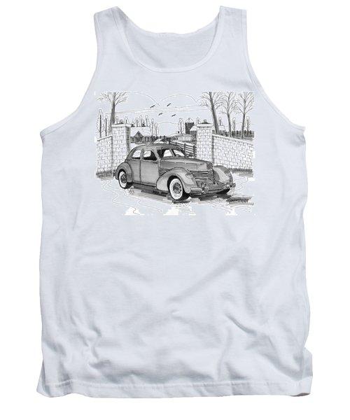 1937 Cord 812 Tank Top