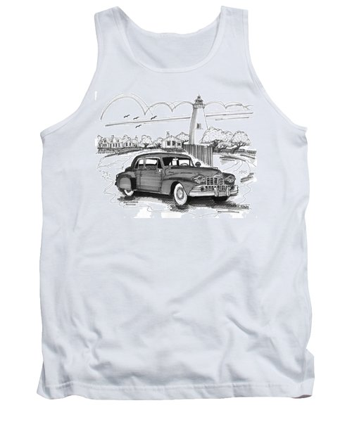 1948 Lincoln Continental Tank Top