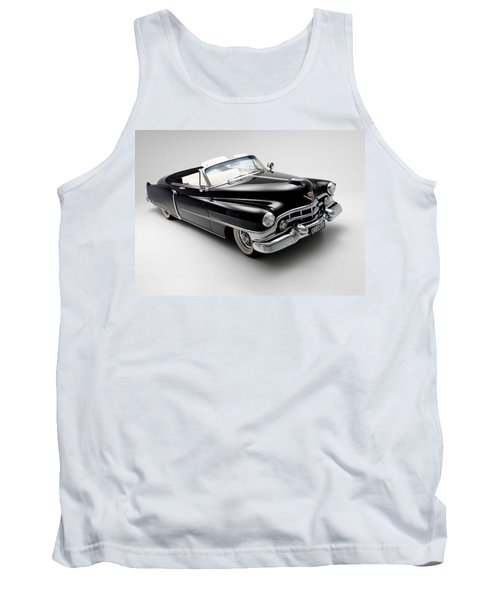 Tank Top featuring the photograph 1950 Cadillac Convertible by Gianfranco Weiss