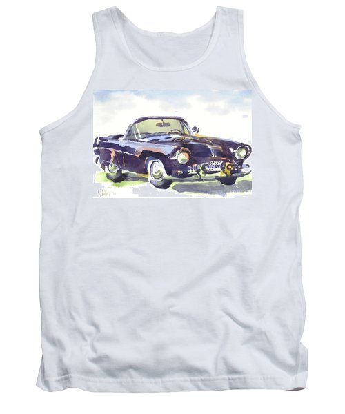1955 Thunderbird Tank Top