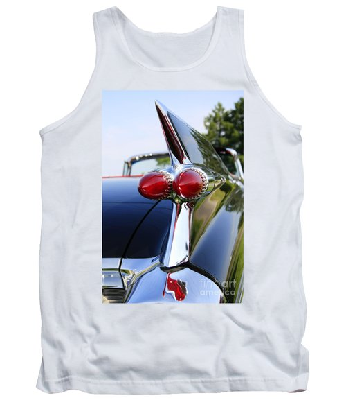 1959 Cadillac Tank Top by Dennis Hedberg