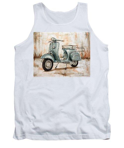 1959 Douglas Vespa Tank Top