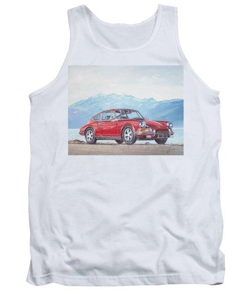 1969 Porsche 911 2.0 S Tank Top