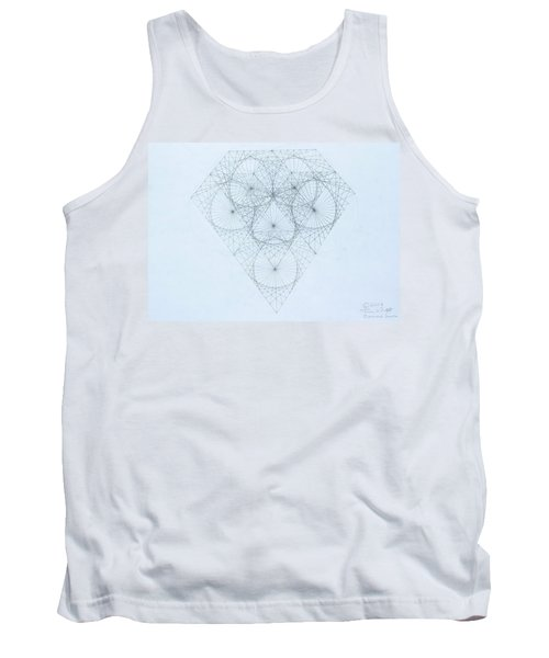 Diamond Quanta Tank Top