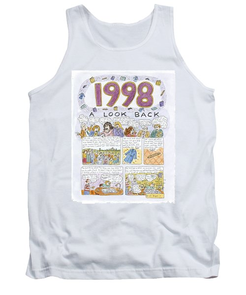 1998: A Look Back Tank Top