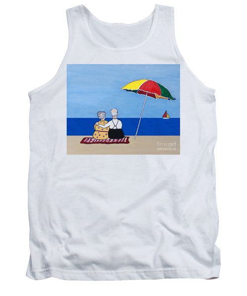 Always Together Tank Top by Barbara McMahon