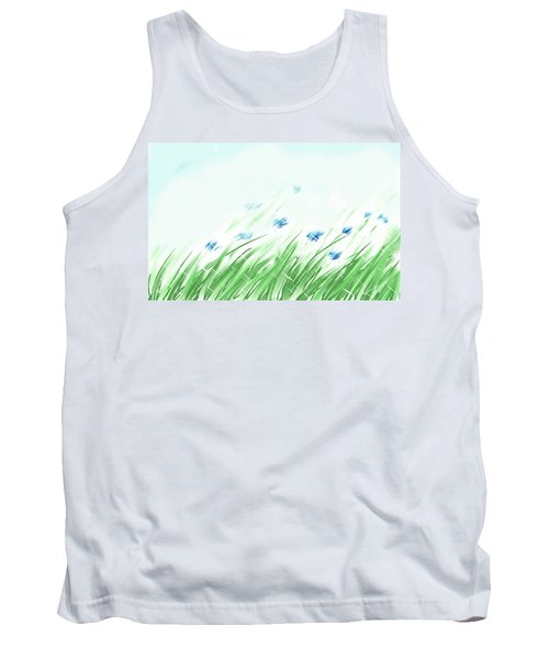 April Shower Tank Top