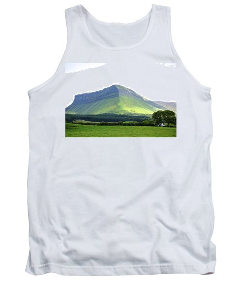 Ben Bulben Tank Top by Charlie Brock