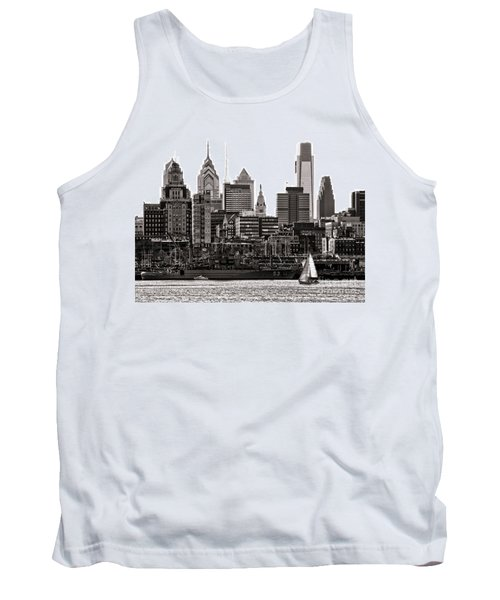 Center City Philadelphia Tank Top