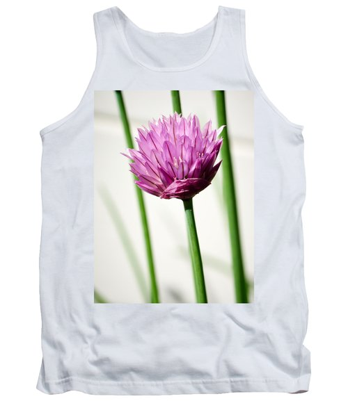 Chives Tank Top by Jouko Lehto