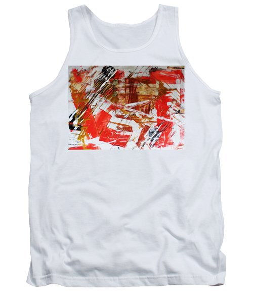 Comission 23 Uplifting Behaviour Tank Top