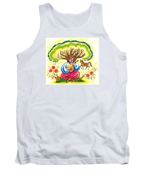 Cossack Mamay Tank Top