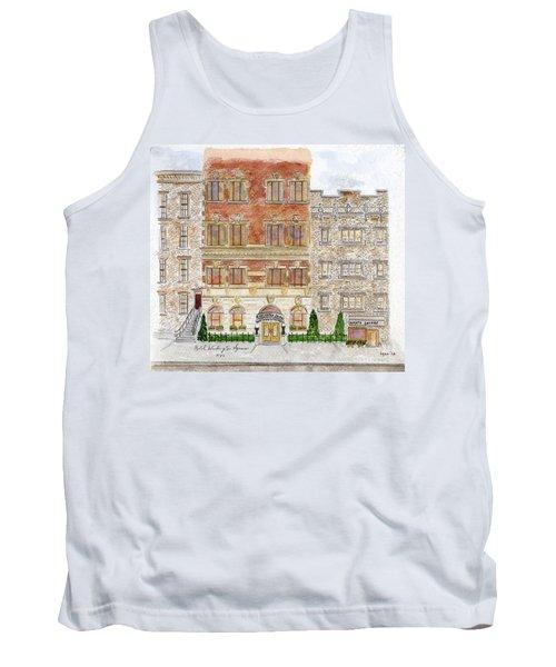 Hotel Washington Square Tank Top