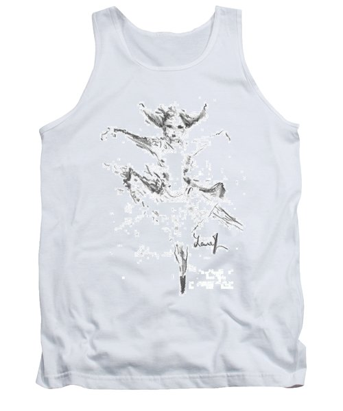 Movement Of Dance Tank Top