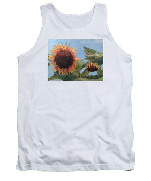 My Sunflowers Tank Top