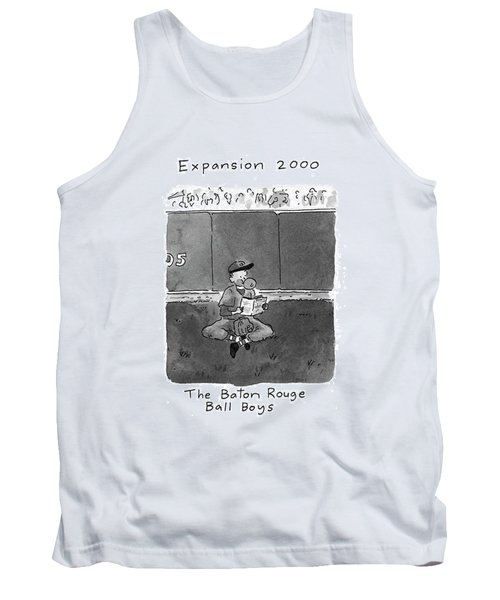 New Yorker April 5th, 1993 Tank Top