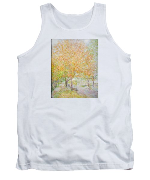 Nw Side Of Chicago Tank Top
