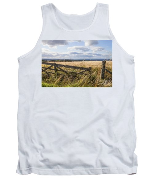 Open Gate Tank Top