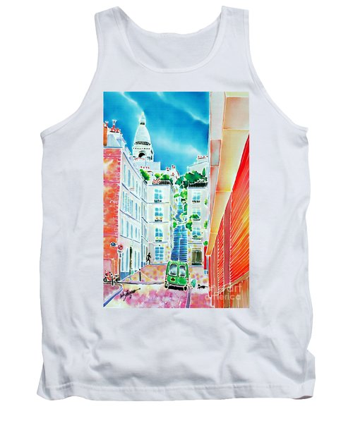 Passage Cottin Tank Top