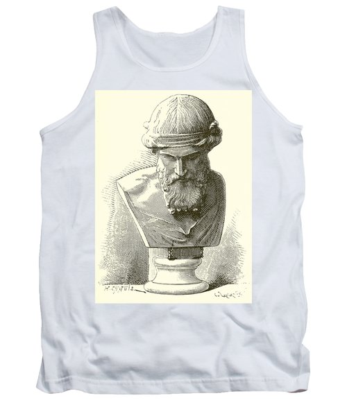 Plato  Tank Top