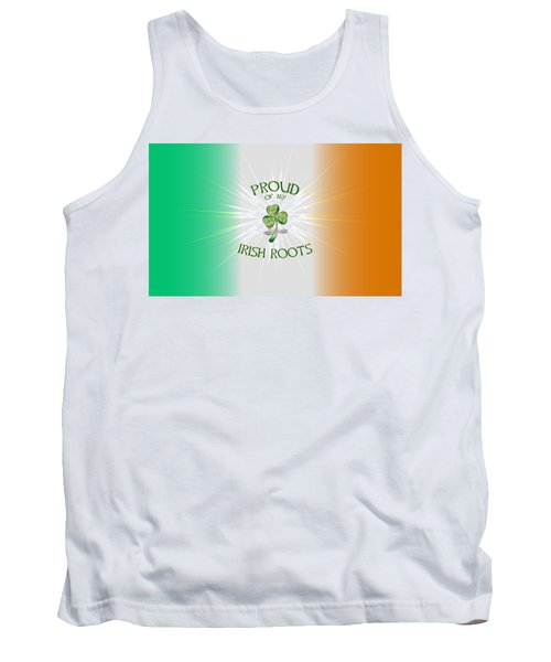 Proud Of My Irish Roots Tank Top