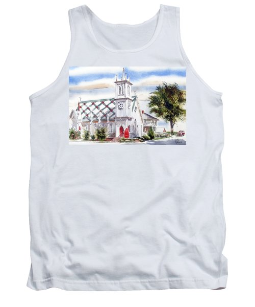 St Pauls Episcopal Church  Tank Top