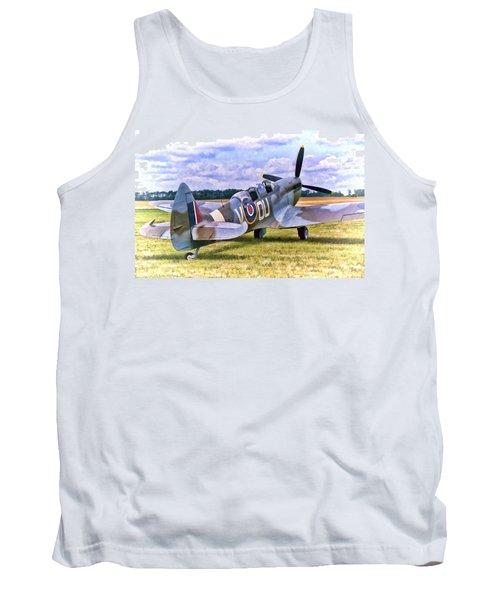 Supermarine Spitfire T9 Tank Top