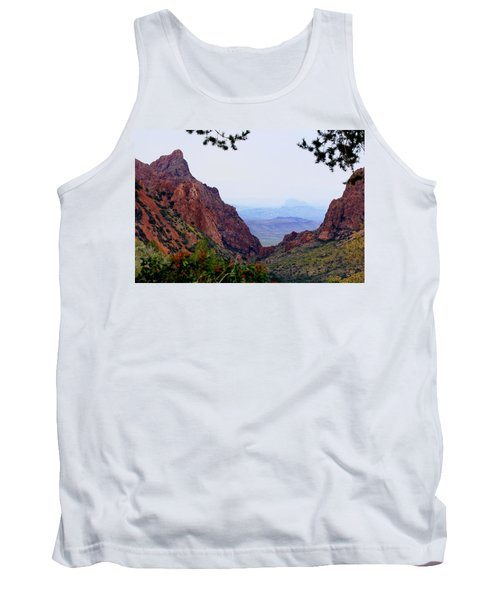 The Window Tank Top by Dave Files