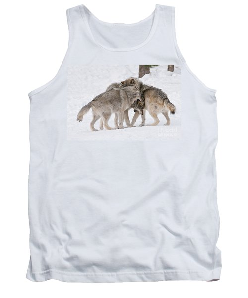 Timber Wolves Tank Top
