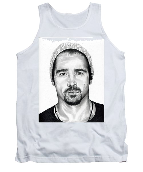 Total Recall  Colin Farrell Tank Top by Fred Larucci