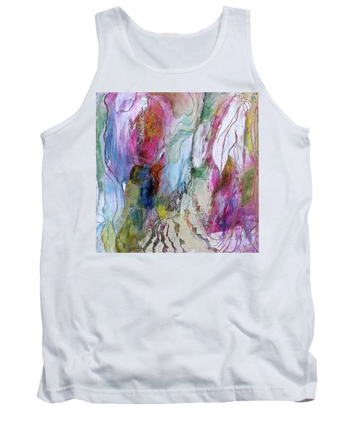 Under The Ice Of Venus Tank Top