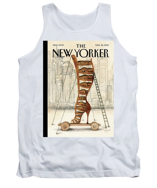 New Yorker March 25th, 2013 Tank Top