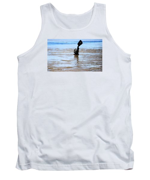 Waters Up Tank Top
