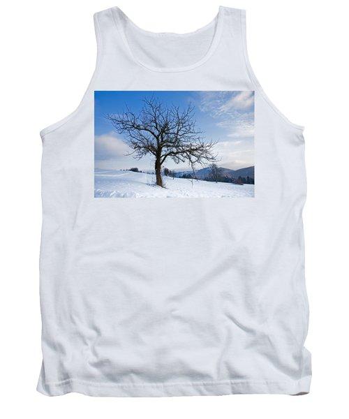 Winter Landscapes Tank Top