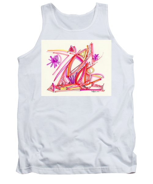 2012 Drawing #30 Tank Top