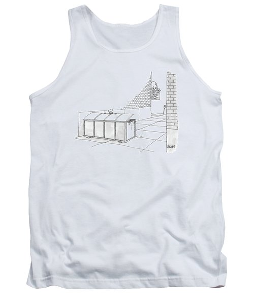 New Yorker September 5th, 2005 Tank Top