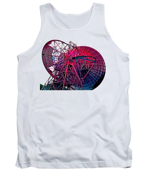 26 East Antenna Abstract 4 Tank Top