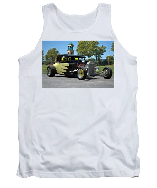 1930 Ford Coupe Hot Rod Tank Top by Tim McCullough
