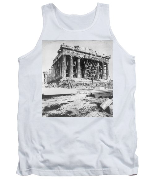 Athens Parthenon Tank Top