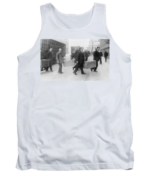 Tank Top featuring the photograph Germany Inflation, 1923 by Granger