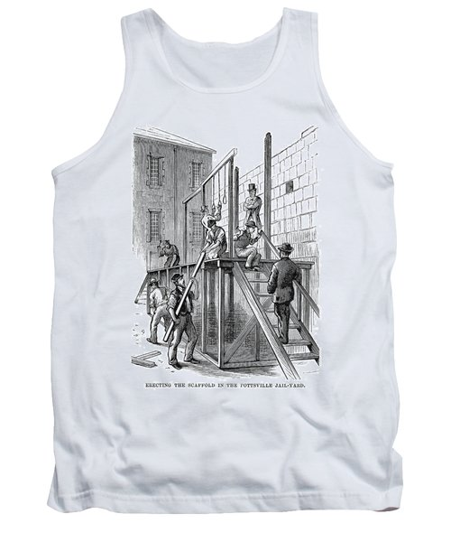 Molly Maguires Executions Tank Top