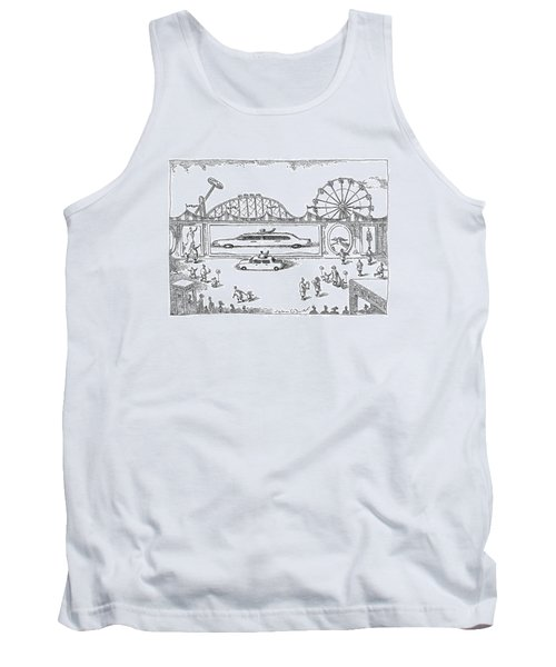 New Yorker August 14th, 2000 Tank Top