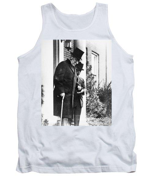 Woodrow Wilson (1856-1924) Tank Top by Granger
