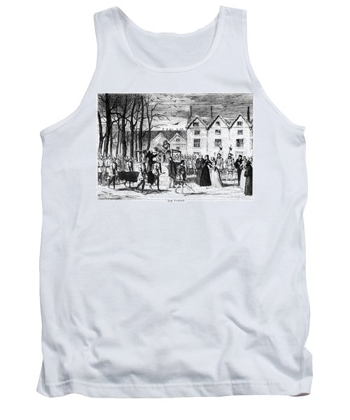 Cruikshank Tower Of London Tank Top
