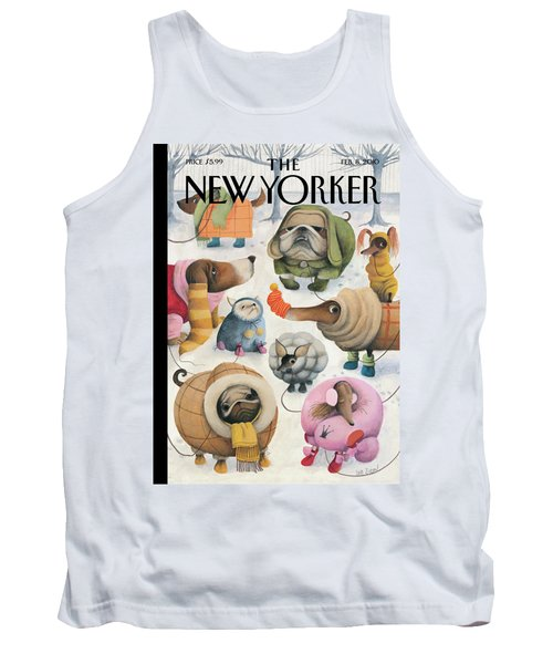 Baby Its Cold Outside Tank Top