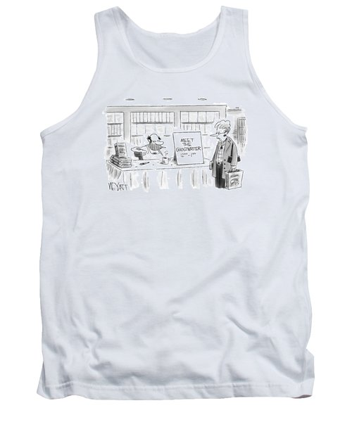 New Yorker February 14th, 2005 Tank Top